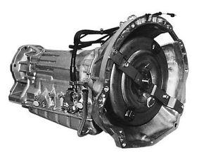 Sprinter Rebuild Transmission
