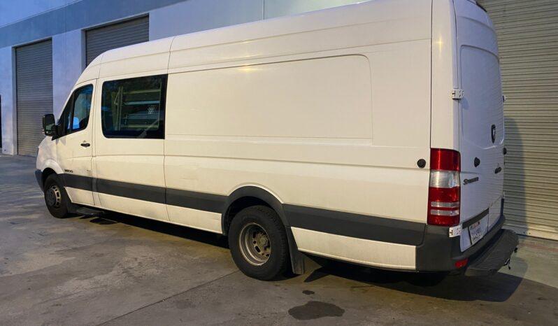2008 Dodge Sprinter 3500 177wb full